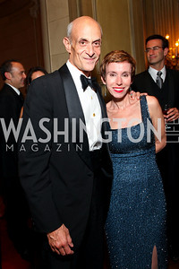 Michael and Meryl Chertoff. The Meridian Ball. Meridian International Center. October 2, 2009. photos by Tony Powell