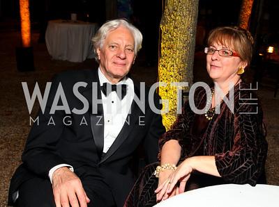 Kevin Klose, Deborah Ashford. The Meridian Ball. Meridian International Center. October 2, 2009. photos by Tony Powell