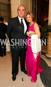 Reza and Fariba Jahanbani. The Meridian Ball. Meridian International Center. October 2, 2009. photos by Tony Powell