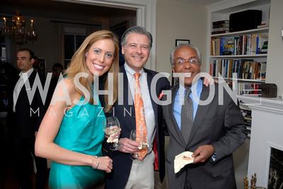 Allison & Chris Putala, Keith Blackman