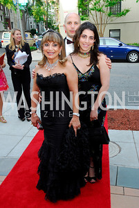 """Annie Totah"", ""Nicole Totah"", ""Josh Rosenfied"". The Phillips Collection Gala. May 15, 2009. Photos by Kyle Samperton."