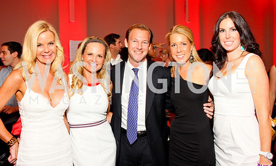 Susanna Quinn, Jamie Dorros, Nathaniel Fogg, Darcy Jones, Amy Baier, Photograph by Tony Powell