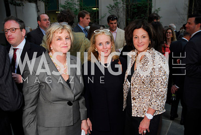 Judy Blanchard, Debbie Dingell, Lois Romano (Photo by Kyle Samperton)