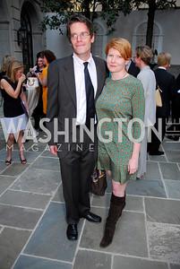 Chris Lehman, Anna Marie Cox (Photo by Kyle Samperton)