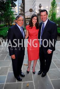 Ron Dozorets, Julianna Goldman, David Schuster (Photo by Kyle Samperton)