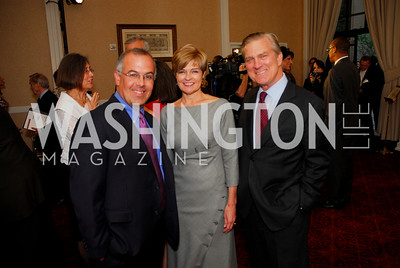 David Brooks, Kathleen Lacey, James Hoag (Photo by Kyle Samperton)