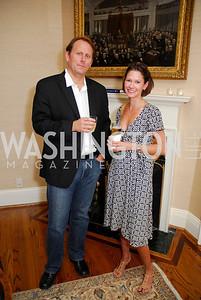 John Robinson, Deanna Dawson, Photograph by Kyle Samperton