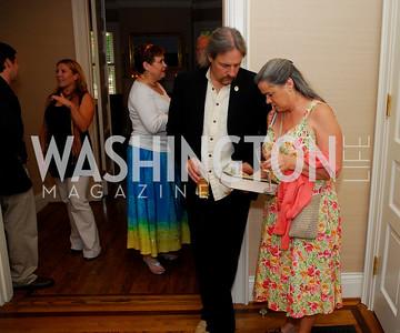 Bob Bingaman, Mary Beth Oakes, Photograph by Kyle Samperton