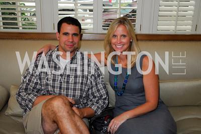Bill Burton, Laura Capps, Photograph by Kyle Samperton