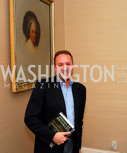 kyle samperton,july 26 ,2009,The Roosevelt House,The Wilderness Warrior book party,Daren Thomas, Photograph by Kyle Samperton