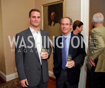 Ben Ourisman, John Ourisman, Photograph by Kyle Samperton