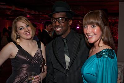 Sara Beth Walsh, Eric Brewer, Kristin Guiter
