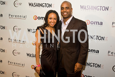 Ayanna Dunn, Jamal Simmons,