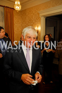 Toby Moffet. Thomas/Crawford Book Party. Photograph by Kyle Samperton,October 19,2009,