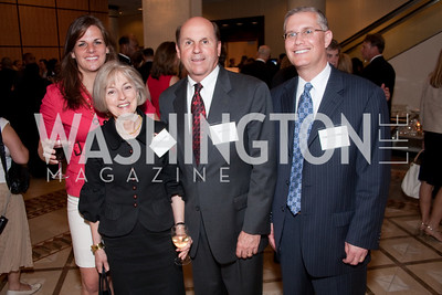 Janie Kinney, Valerie Jewett, Jim Elkin, Gary Heinberg  Photo by Luke Christopher