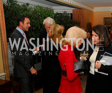 Kyle Samperton,November 11,2009,Diana Walker Book Party,Kay Evans,Bobbie Smith