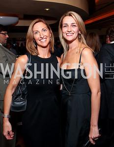 Lisa Senecal and Amra Fazlic. Tom Ridge book party at Cafe Milano. September 22, 2009. photos by Tony Powell