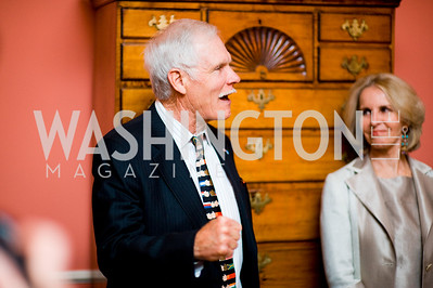 Ted Turner, Sally Quinn