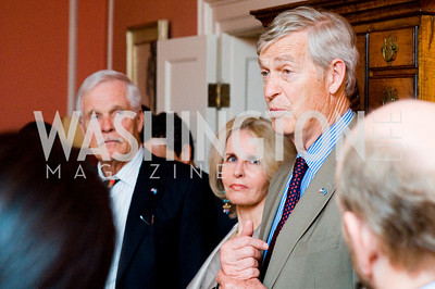 Ted Turner, Sally Quinn, Tim Worth
