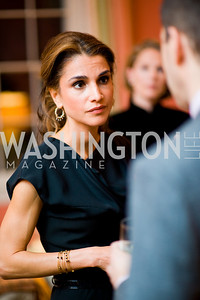 Queen Rania, photographer Joseph Allen