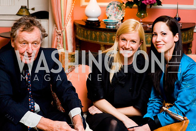 Christina Wilkie, Karin Tanabe, photographer Joseph Allen
