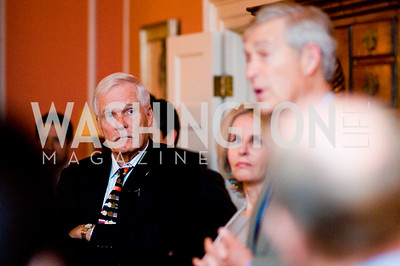 Ted Turner, Sally Quinn, Tim Worth, photographer Joseph Allen