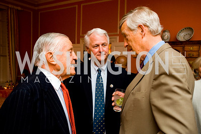 Tim Worth, Ben Bradlee,