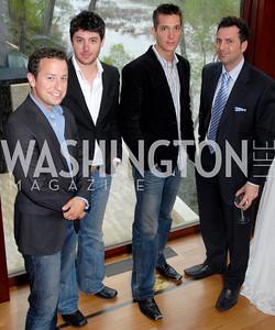 Nicholas Cambata, Douglas Sonders, Michael Clements, photographer Kyle Samperton