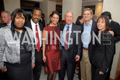 candy carson, ben carson,rhana walker, jim kimsey, steve case,jean case, photographer Kyle Samperton