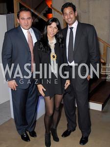 Karim Choborg, Paula Mendoza, Wesam Dawad