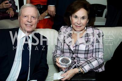 Joe Gilldenhorn, Alma Gilldenhorn. VPP Reception. Ann Brown's House. September 23, 2009. Photos by Betsy Spruill Clarke.