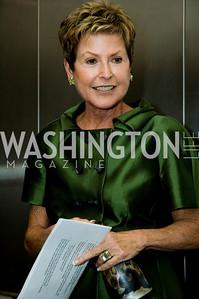 The Hon. Ann Brown. VPP Reception. Ann Brown's House. September 23, 2009. Photos by Betsy Spruill Clarke.