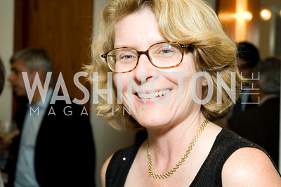 Sunita Leevs. VPP Reception. Ann Brown's House. September 23, 2009. Photos by Betsy Spruill Clarke.