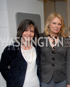 Candice Bergen, Sally Field, Photograph by Kyle Samperton