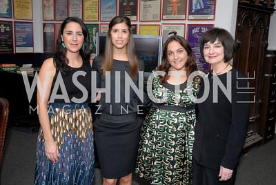 Eugenia Podesta, Clarissa Driban, Melysa Sperber, Judy Whittlesay, Photograph by Kyle Samperton