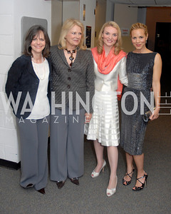 Sally Field, Candice Bergen, Alysee Nelson, Maria Bellolo, Photograph by Kyle Samperton