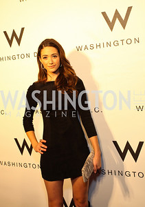 Actress Emmy Rossum. W Hotel Grand Opening. October 8, 2009. photos by Tony Powell
