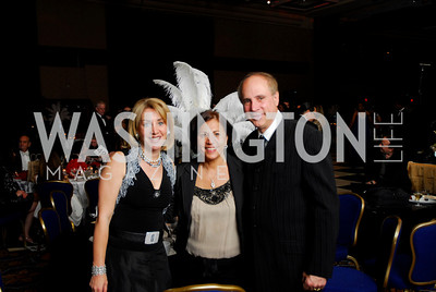 Nancy Duber, Symcha Weinblatt, Stewart Weinblatt
