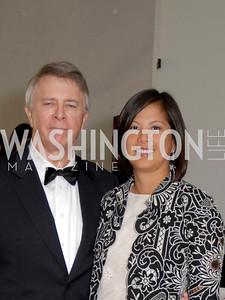 Gerry Mather, Christina Mather,  Photo by Kyle Samperton