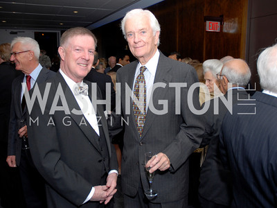 Hank Schlossberg, Doug Wheeler,  Photo by Kyle Samperton