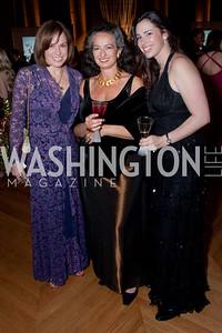 Carole Felder, Olvia Demetriou, Aimee Lehrman