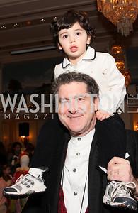 Robert Lehrman, Jake Lehrman, Photo by Tony Powell
