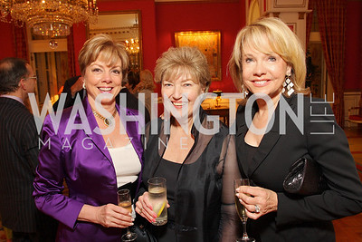 Diane Bruce, Marnell Bruce, and Linda Meyer