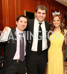 Jeff Dufour, Patrick Gavin, Katie Stam Photo by Tony Powell