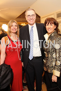 Fran McMahon, James Finkelstein, Sheila Casey Photo by Tony Powell