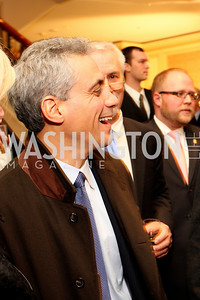 Rahm Emanuel Photo by Tony Powell