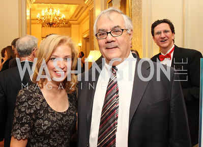 Debbie Wasserman Schultz, Barney Frank Photo by Tony Powell