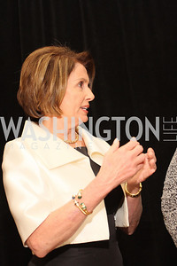 Nancy Pelosi, Photo by Tony Powell