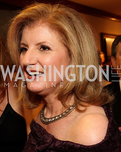 Arianna Huffington, photos by Tony Powell