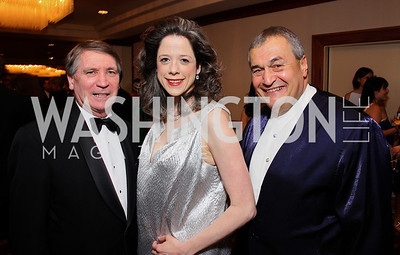 Dennis Richardson, Heather Podesta, Tony Podesta, photos by Tony Powell